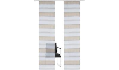 Schiebegardine, »Camposa«, my home, Klettschiene 2 Stück kaufen