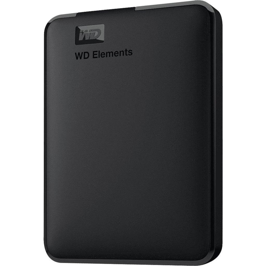 WD HDD-Festplatte »Elements Portable«
