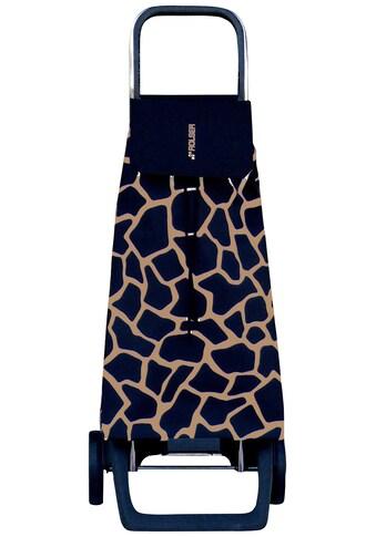 ROLSER Einkaufstrolley »Joy Jet Savana«, camel, Max. Tragkraft: 40 kg kaufen