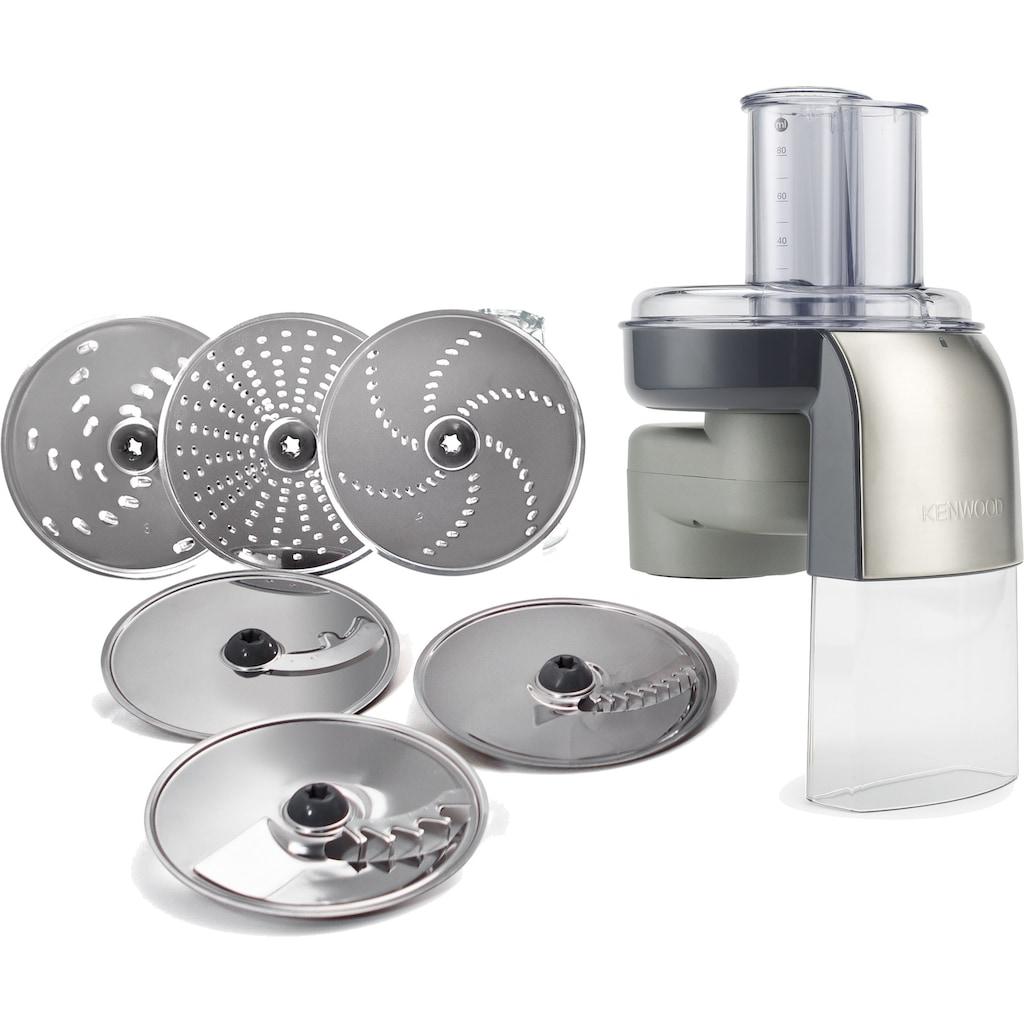 KENWOOD Küchenmaschine »Chef Titanium KVC7300S«, inkl. Sonderzubehör im Wert von 249,99€ UVP