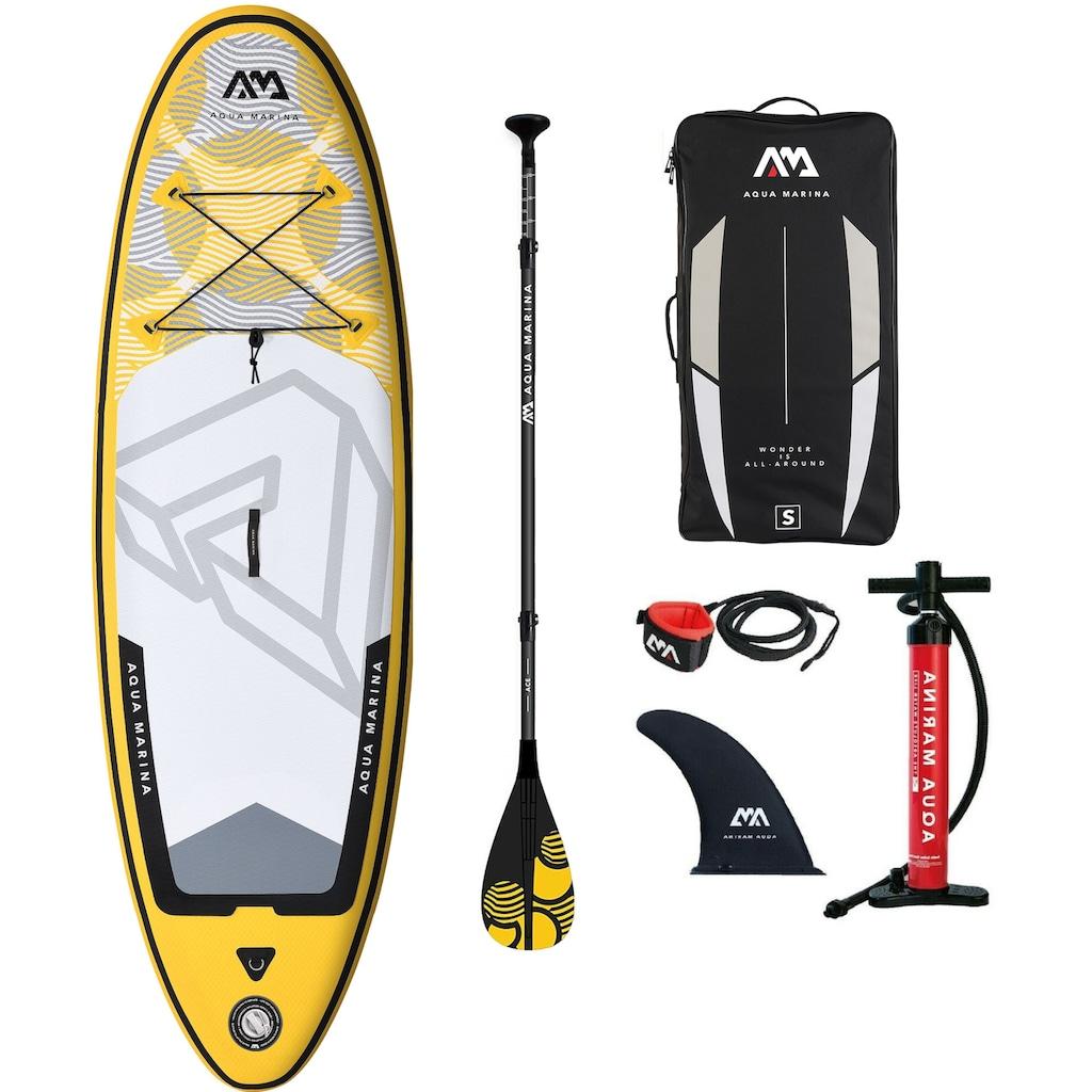 Aqua Marina Inflatable SUP-Board »Vibrant Youth«, (Set, mit Paddel, Pumpe und Transportrucksack)