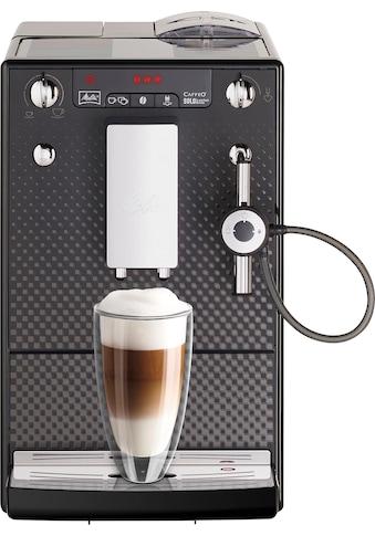 Melitta Kaffeevollautomat Solo & Perfect Milk Deluxe E957 - 305, 1,2l Tank, Kegelmahlwerk kaufen