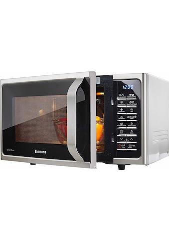 Samsung, Mikrowelle »MW5000 MC28H5015CS/EG«, Grill und Heißluft kaufen