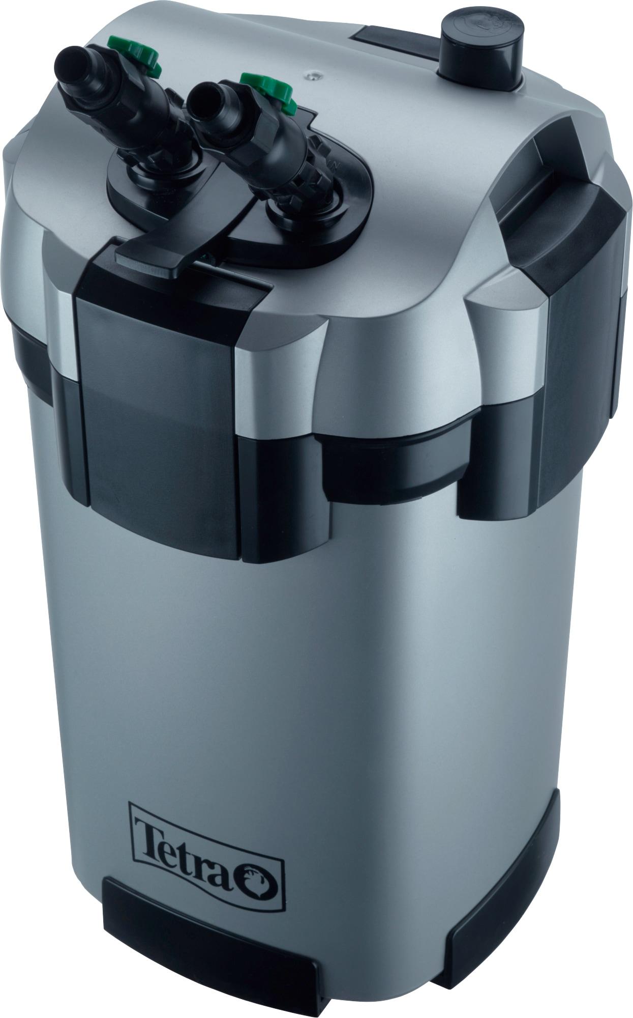 Tetra Aquariumfilter EX Plus Außenfilter grau Aquarium-Filter Aquaristik Tierbedarf