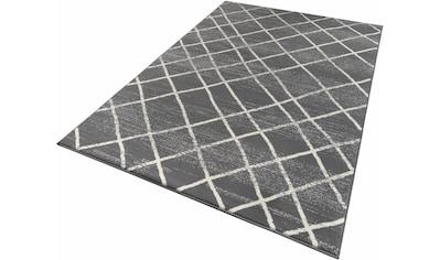 Teppich, »Rhombe«, Zala Living, rechteckig, Höhe 9 mm, maschinell gewebt kaufen