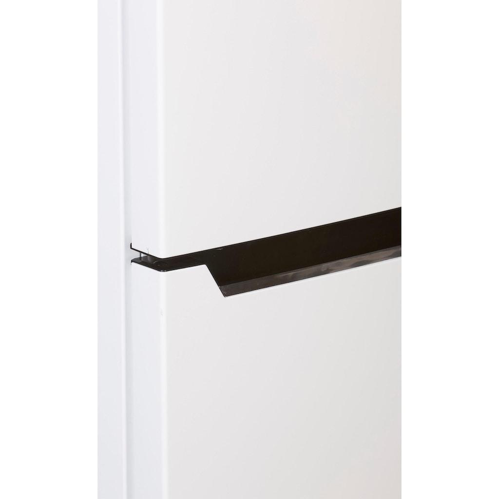 Amica Kühl-/Gefrierkombination »DT 371 100 W«, DT 371 100 W, 114 cm hoch, 47 cm breit