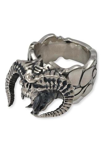 Der Herr der Ringe Fingerring »Balrog Antik, 10004094«, Made in Germany kaufen