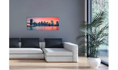 "Marmony Infrarotwandheizung »MOTIV-Heizkörper ""City Sunset"" 83009, 800 Watt«, aus... kaufen"