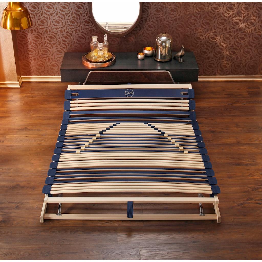 Guido Maria Kretschmer Home&Living Lattenrost »Blueflex Stabilo KF«, (1 St.), Kopf- und Fußteil verstellbar, Härteregulierung