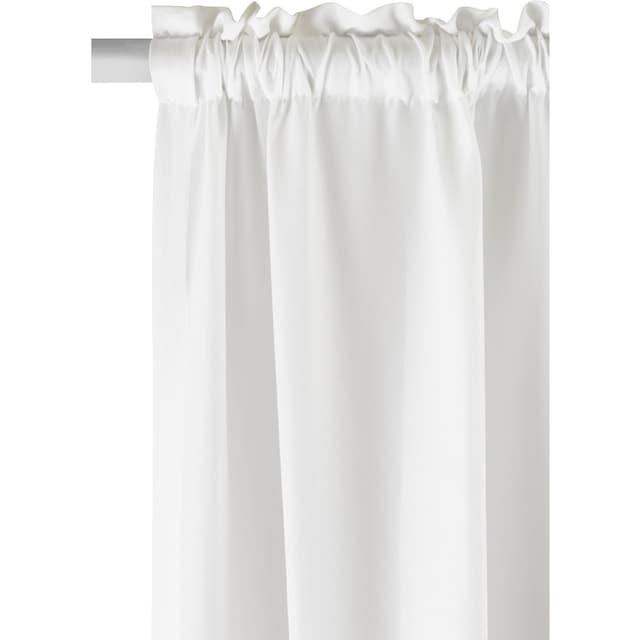 Vorhang, »LED-Tannenbaum«, my home, Stangendurchzug 1 Stück