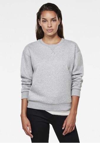 G - Star RAW Sweatshirt »Premium core r sw wmn« kaufen