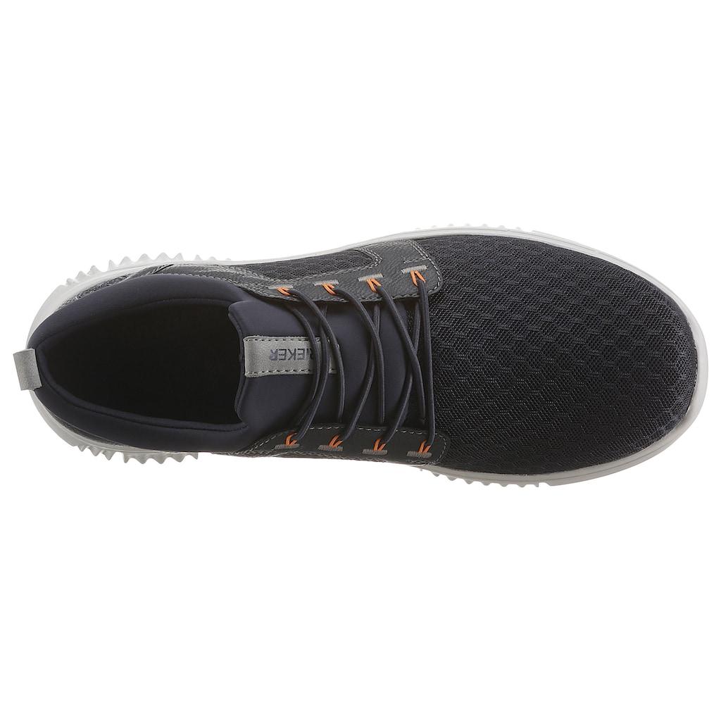 Rieker Slip-On Sneaker, mit softem Einschlupf