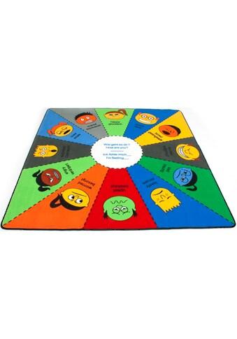 Kinderteppich, »EMOTIONS«, Primaflor - Ideen in Textil, rechteckig, Höhe 5 mm, maschinell getuftet kaufen