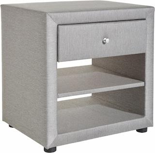 nachttisch atlantic home collection auf rechnung kaufen. Black Bedroom Furniture Sets. Home Design Ideas