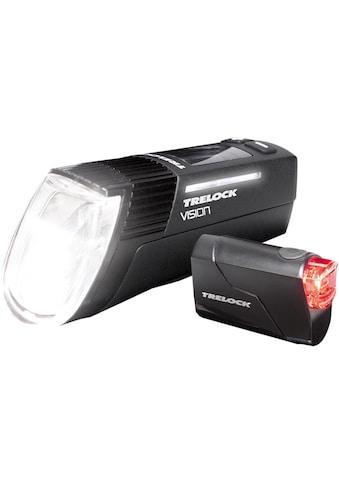 Trelock Fahrradbeleuchtung »LS760 I-GO VISION / LS720«, (Set, Front- und Rücklicht) kaufen