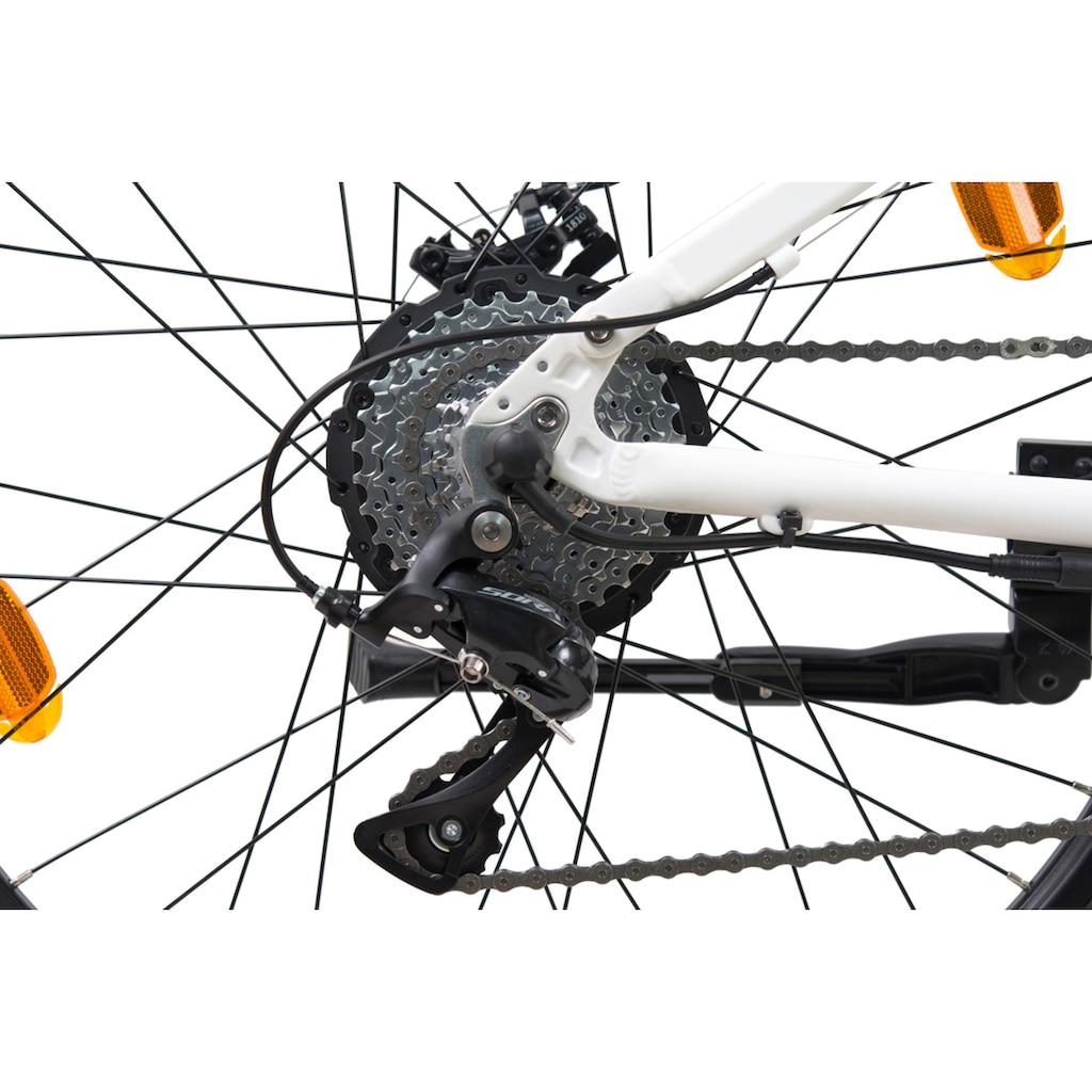 """LLobe E-Bike »FML-830 white 27,5"""", 10,4 Ah«"""
