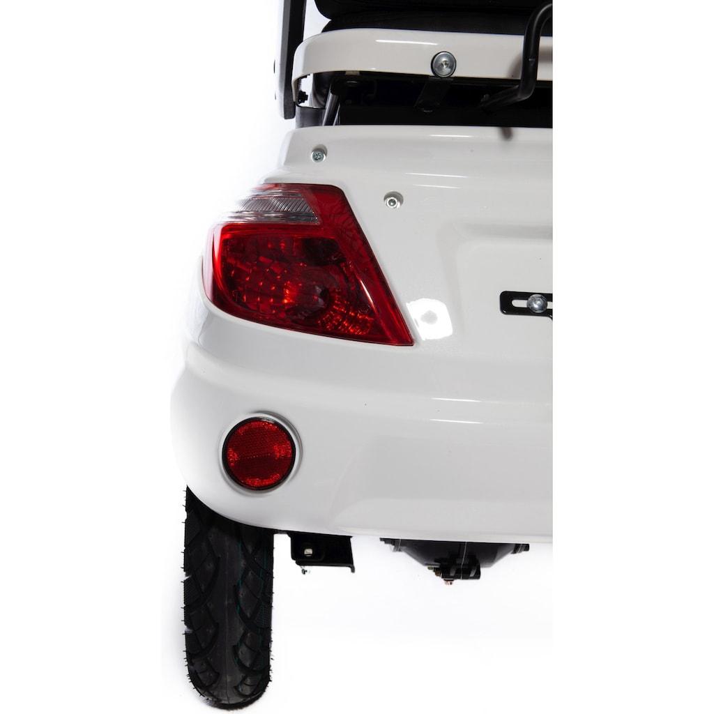 GreenStreet Elektromobil »E-Mover«, 800 W, 25 km/h, inkl. Topcase