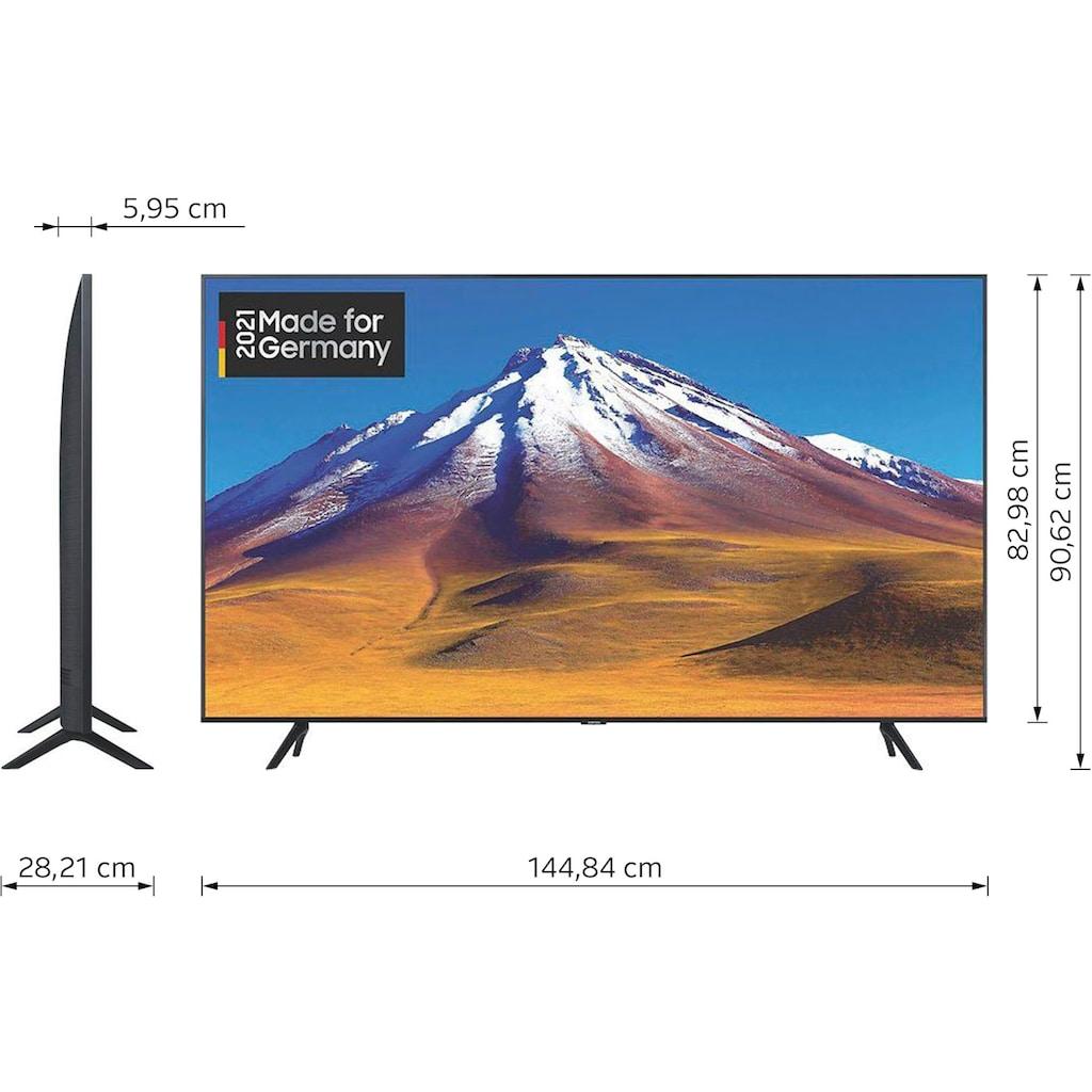"Samsung LED-Fernseher »65TU6979«, 163 cm/65 "", 4K Ultra HD, Smart-TV"