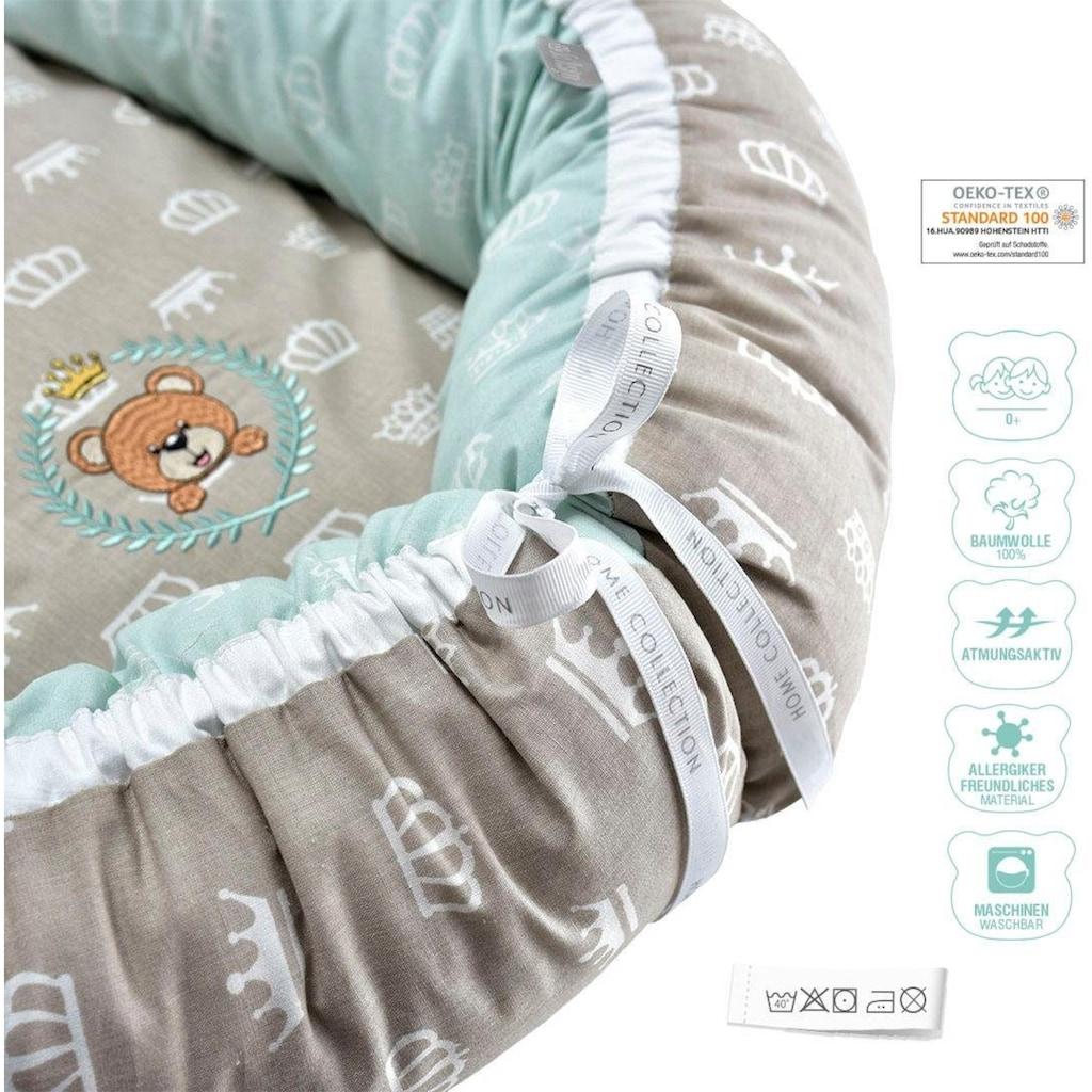 SEI Design Kuschelnest »Füllung: Faserbällchen«
