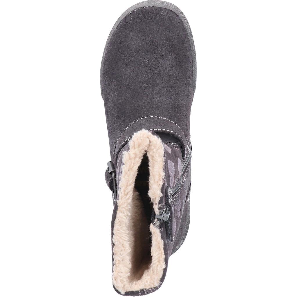 Lurchi Stiefel »Veloursleder«