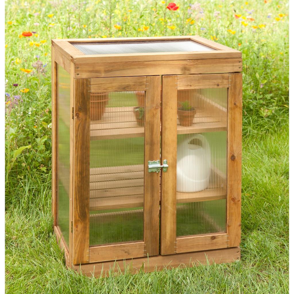 Kiehn-Holz Pflanzschrank BxTxH: 58x43x76 cm