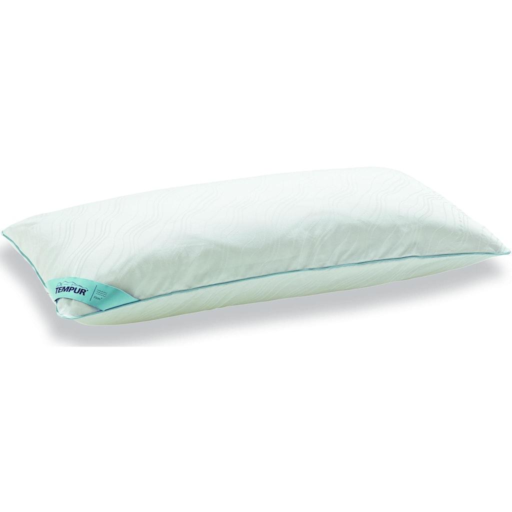 Tempur Nackenstützkissen »Traditional Schlafkissen EasyClean«, Füllung: Viscoschaum, Bezug: 100% Baumwolle, (1 St.), bei 60 °C komplett waschbares Kissen