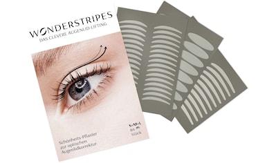 WONDERSTRIPES Augenlid-Tape, Augenlid-Korrektur Pflaster in 3 verschiedenen Größen kaufen