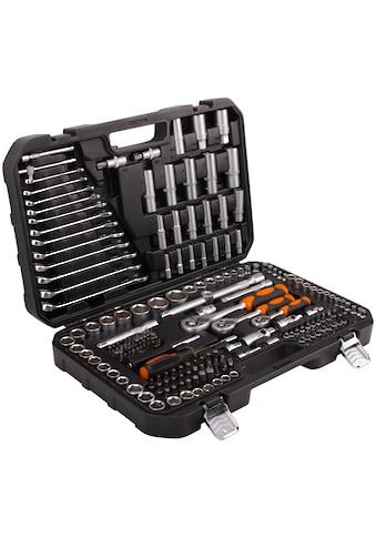 Profiwerk Werkzeugset, (215 St.), im Koffer kaufen