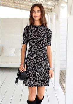 Damen kleider lang grobe groben