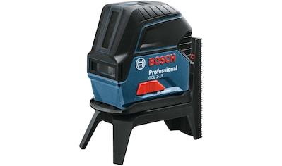 Bosch Professional Linienlaser »GCL 2-15«, Max. Reichweite: 15m kaufen