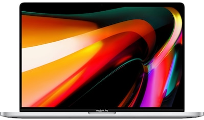 "Apple MacBook Pro 16"" Notebook (40,65 cm / 16 Zoll, Intel,Core i7, 512 GB SSD) kaufen"