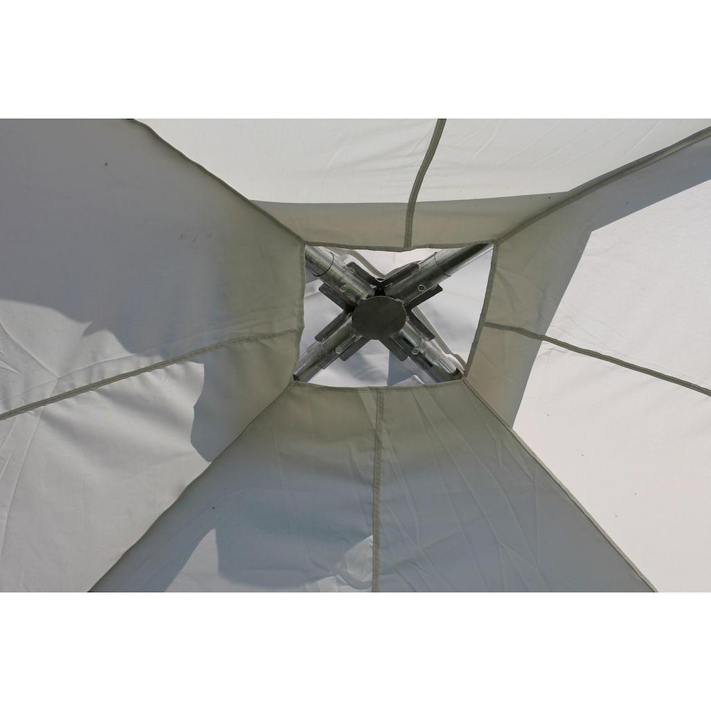 Leco Pavillon »Kuppel«, BxT: 500x500 cm