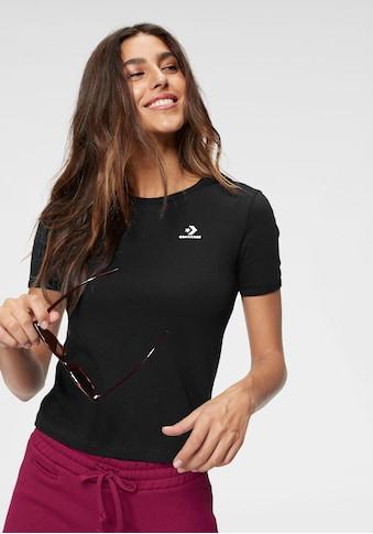 Converse T - Shirt »CONVERSE WOMENS SLIM TEE« kaufen