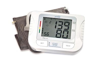 promed Oberarm-Blutdruckmessgerät »PBM-3.5«, Mittelwertanzeige der letzten 3 Messungen kaufen