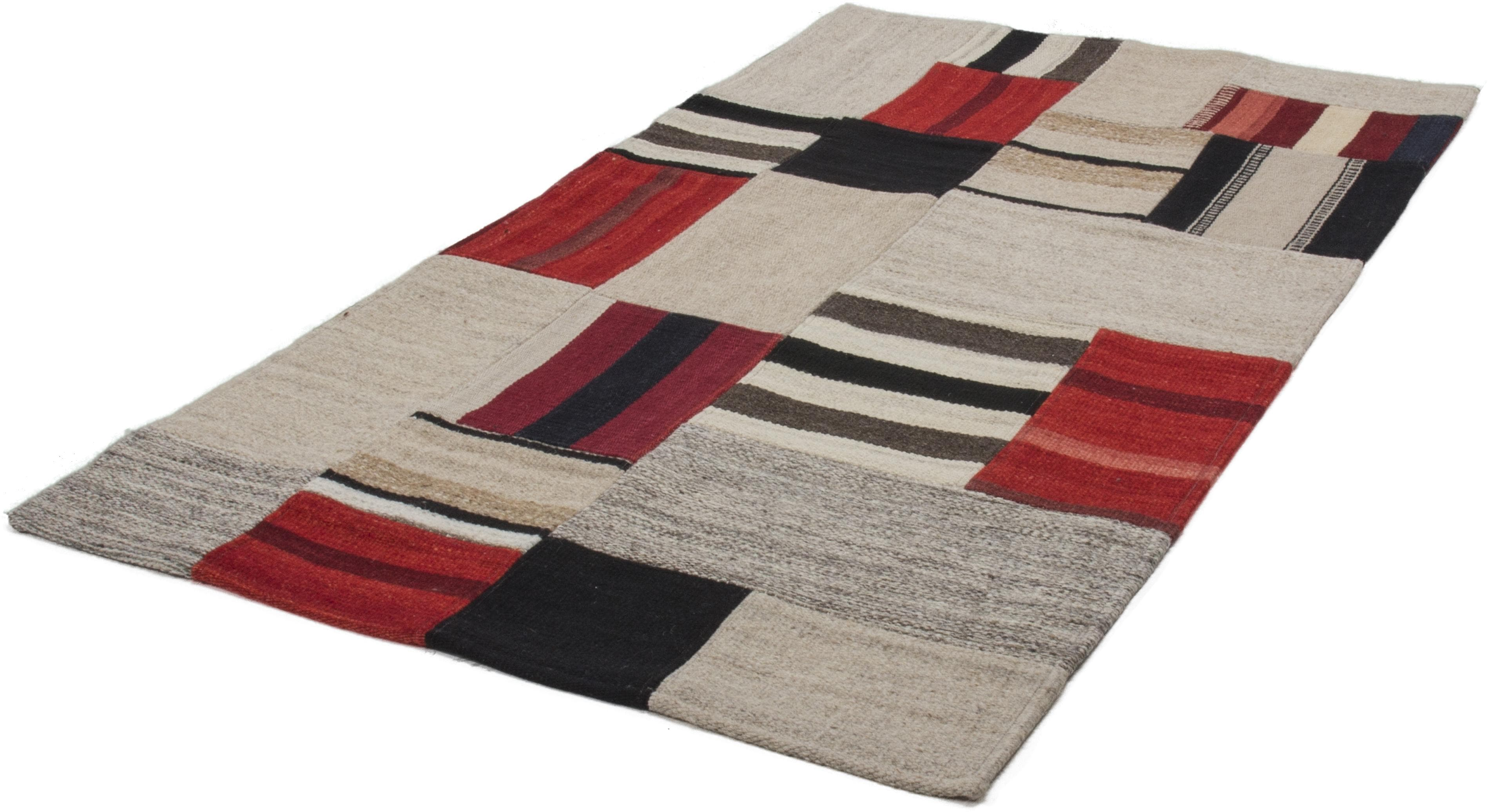 Teppich Radical 240 Kayoom rechteckig Höhe 12 mm handgewebt