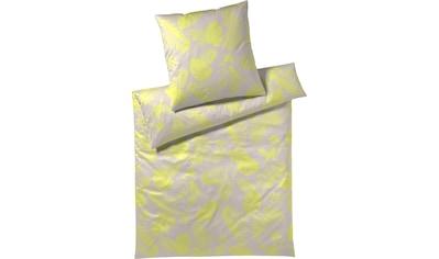 Elegante Bettwäsche »Color Duo«, angenehmes Hautgefühl kaufen
