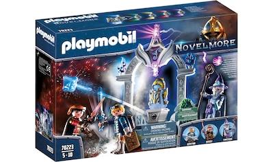 Playmobil® Konstruktions-Spielset »Tempel der Zeit (70223), Novelmore«, (43 St.), Made in Germany kaufen