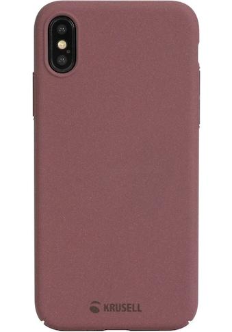 Krusell Handytasche »Sandby Cover für iPhone XS Max« kaufen