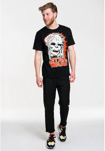 LOGOSHIRT T-Shirt mit Star Wars-Frontdruck kaufen