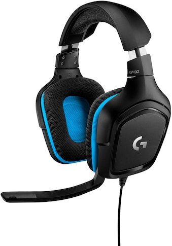 Logitech G Gaming-Headset »G432 - LEATHERETTE - EMEA« kaufen