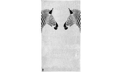 """Strandtuch """"Zebra"""", Seahorse kaufen"""