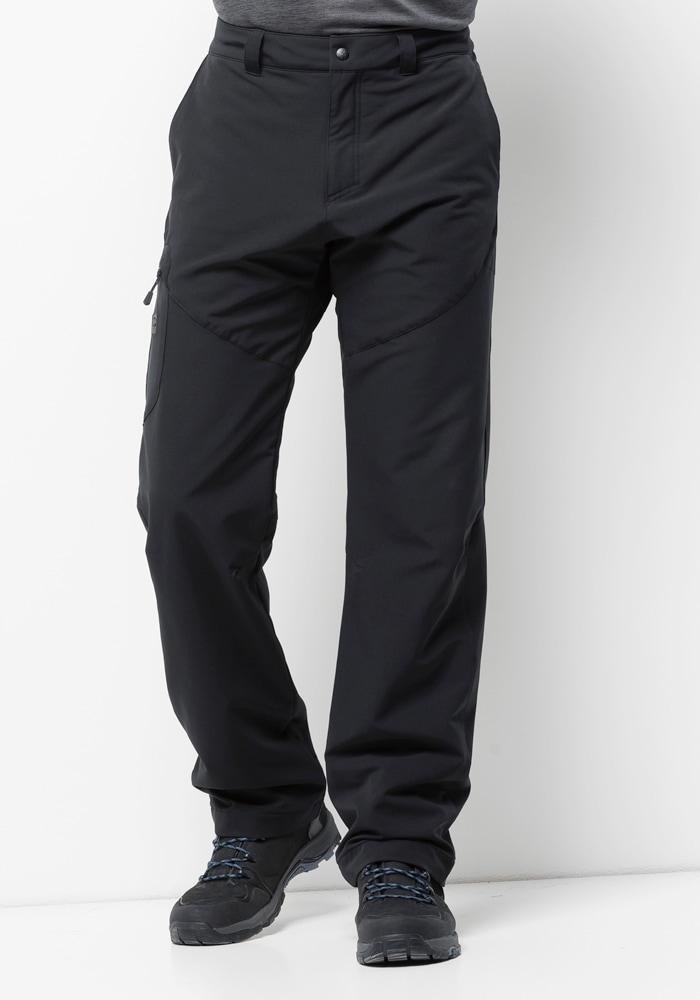 Jack Wolfskin Softshellhose CHILLY TRACK XT PANTS MEN | Sportbekleidung > Sporthosen > Softshellhosen | Jack Wolfskin