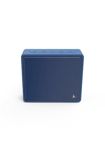 Hama Hama Mobiler Bluetooth - Lautsprecher Pocket, Mattblau kaufen