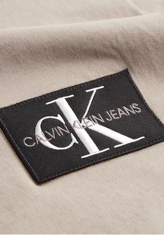 Calvin Klein Jeans T-Shirt »BADGE TURN UP SLEEVE« kaufen