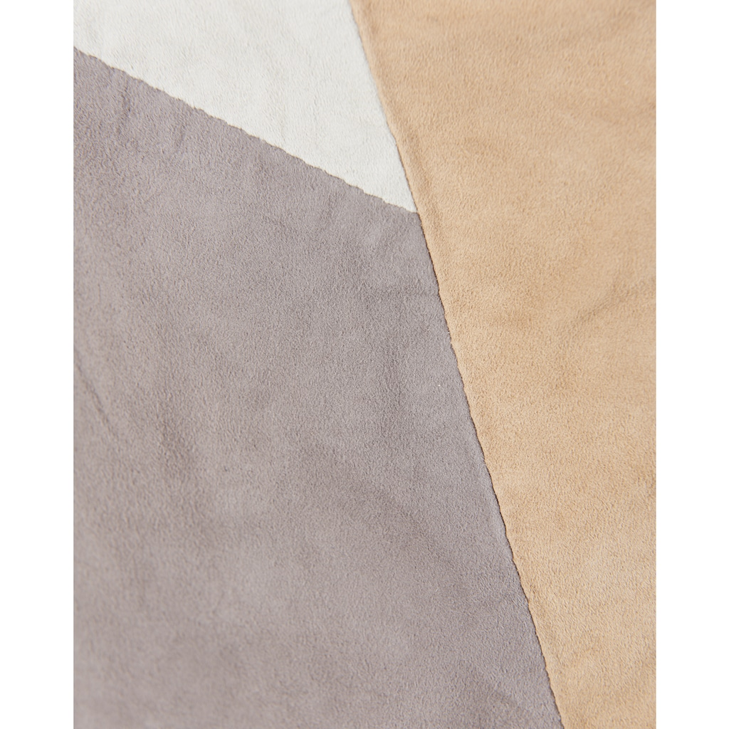 Maze Zipjacke aus weichem Velourleder Condega