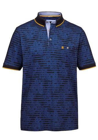 Babista Poloshirt, mit modischen Kontrastdetails kaufen