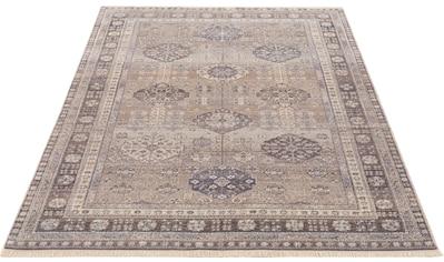 Teppich, »Aluna«, DELAVITA, rechteckig, Höhe 6 mm, maschinell gewebt kaufen