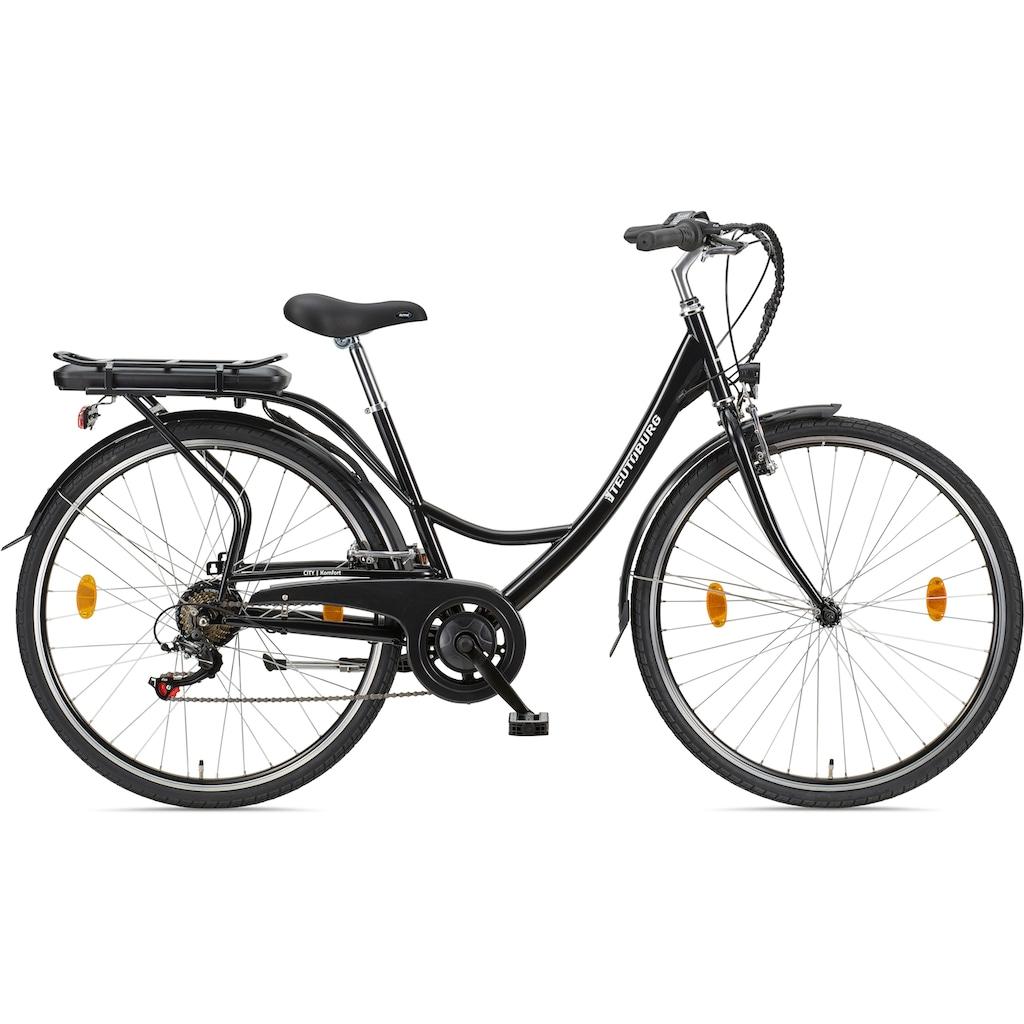 Teutoburg E-Bike »Senne«