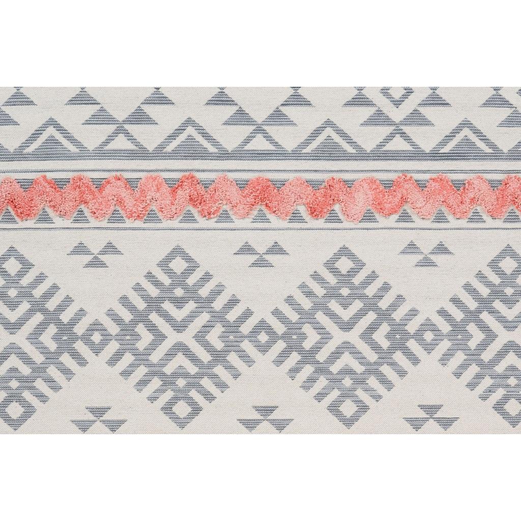 Arte Espina Teppich »Ethnie 200«, rechteckig, 10 mm Höhe, Wohnzimmer