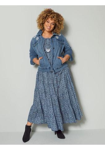 Angel of Style by Happy Size Jeansjacke kaufen